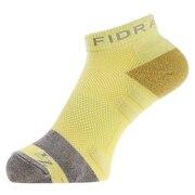 FDZR HYBRID ソックス ショート FD5HFF23 YEL