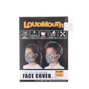 3Dマスク フェイスカバー Snow leopard 770920T -286