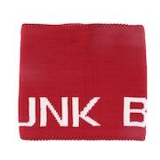 ロゴジャガードネックウォーマー CL5JFZ02 RED