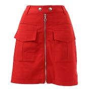 スカート 241-0128304-100