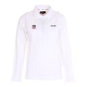 ロングスリーブポロシャツ 622-1161001-030