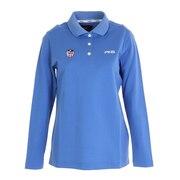ロングスリーブポロシャツ 622-1161001-111