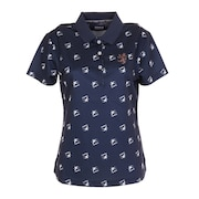 ブライトンバード ポロシャツ ADLA041-NVY