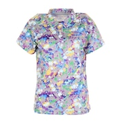 ショートスリーブカラーシャツ 012-1168517-020