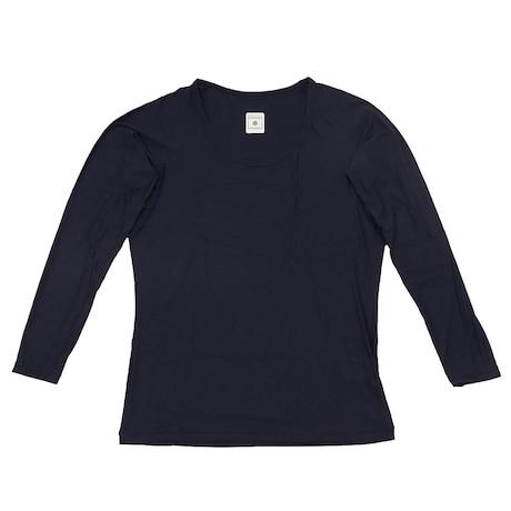冷感 長袖クルーネックインナーシャツ 25152366