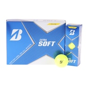 ゴルフボール EXTRA SOFT 12個入り X1YXJ 12P