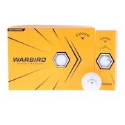 ゴルフボール WARBIRD 1ダース(12個) 21Dz