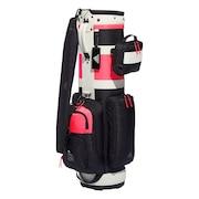 ゴルフ カラーブロックバッグ IUG05-GD8510BK