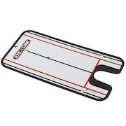 アイラインゴルフ(EYELINE GOLF) クラシックパッティングミラー スモール (ゴルフ練習器具) ELG-MS13