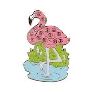 ゴルフ クリップマーカー Flamingo