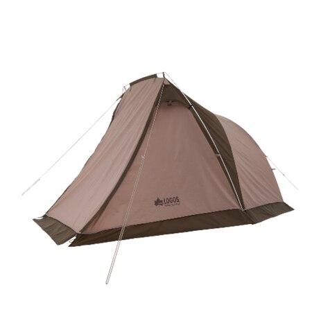 テント ツーリングテント ドーム Tradcanvas リビング DUO-BA 71805574 ソロキャンプ