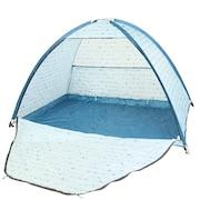 フル・クローズ サンシェード テント WE23DA01 BLU