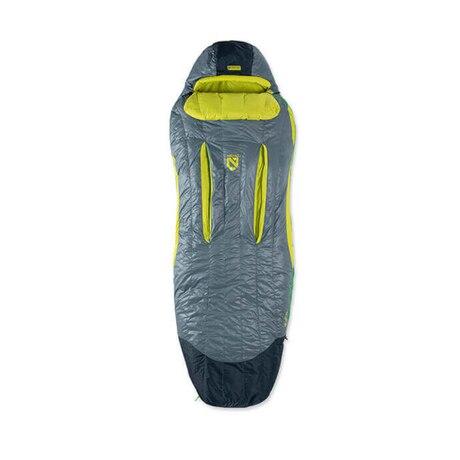シュラフ 寝袋 マミー ダウン 左ジッパー ディスコ30 NM-DSC-M30