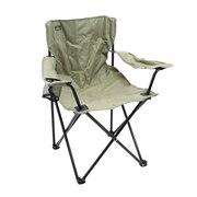 椅子 チェア スチール ラウンジチェア KHK BD-187KA