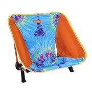 椅子 チェア アルミ HN.フェスティバルチェア タイダイ 1822281TD