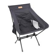 椅子 チェア アルミ チェアー BK GM-CH05-BK