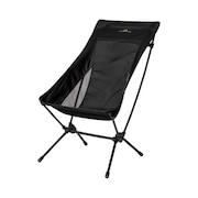 椅子 チェア アルミ  ツーアングルチェアL 1913 ブラック