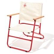 椅子 チェア 折りたたみ キャンバスチェア CH62-1591-W002