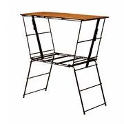 テーブル キッチン クランク クッキングテーブル CRK-CT90