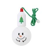 ランタン 防災 LED クリスマス スマイルランプ スノーマン XMAS SMILE LAMP SNOWMAN SFKH1610B
