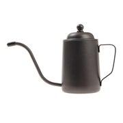 調理器具 キャンプ アウトドア ミニドリップポット450ml ブラック 46172
