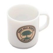 ECOマグ テントツリー ユニセックス オリジナル マグカップ LB-ECOMAG TREE