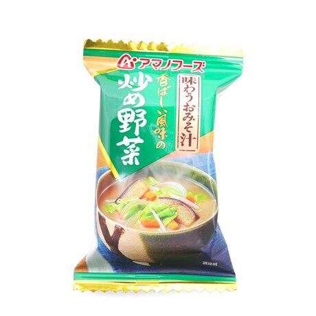 味わうおみそ汁 炒め野菜 DF-0003