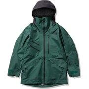 ジャケット アウター フューチャーライト ブリガンディン ジャケット NS52014 EB