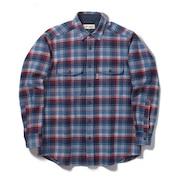 WWレトロチェックシャツ 5112091-040
