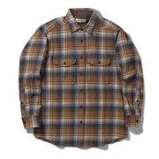 WWレトロチェックシャツ 5112091-076