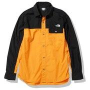 ロングスリーブヌプシシャツ NR11961 LX