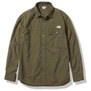 ロングスリーブヌプシシャツ NR11961 NW