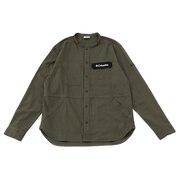 長袖シャツ セカンドヒルロングスリーブウォームシャツ PM0063 397