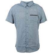 【海外サイズ】アルピ シャツ ショートスリーブ M MIV7700-8737