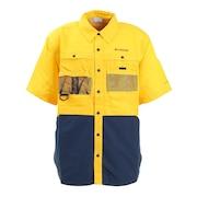 ツキャノンアイル 半袖シャツ PM0059 720