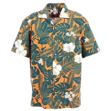チャムロハシャツ CH02-1105-Z183