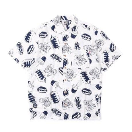 チャムロハシャツ CH02-1105-Z194