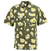 半袖シャツ チャムロハシャツ CH02-1105-Z196