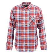 PLAID ロングスリーブシャツ TOMQJB76 NV