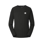 長袖Tシャツ ロンT ボルダー PD 1T02UBJ2 Black