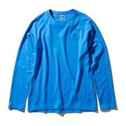 長袖Tシャツ ロンT ロングスリーブフラッシュドライライトクルー NT12017 CB