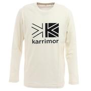 ビック ロゴロングスリーブTシャツ 101124 Off White