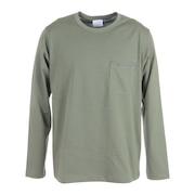 長袖Tシャツ ロンT ヤングストリートロングスリーブクルーネックシャツ PM0554 371