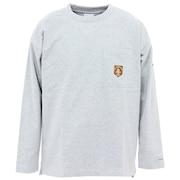 長袖Tシャツ ロンT ビッグイエローメドウロングスリーブTシャツ PM0075 039