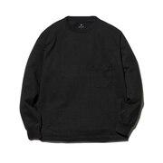 長袖Tシャツ ロンT Heavy Cotton SW-21AU40104BK
