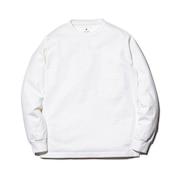 長袖Tシャツ ロンT Heavy Cotton SW-21AU40104WH