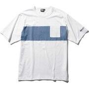 ショートスリーブボーダーTシャツ HE62030 PB