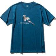 ショートスリーブアニマルTシャツ HOE62003 AI