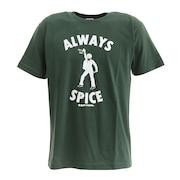 ALWAYS SPICE 半袖Tシャツ G474668 46