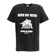 NEVER SAY NEVER 半袖Tシャツ G480674 5